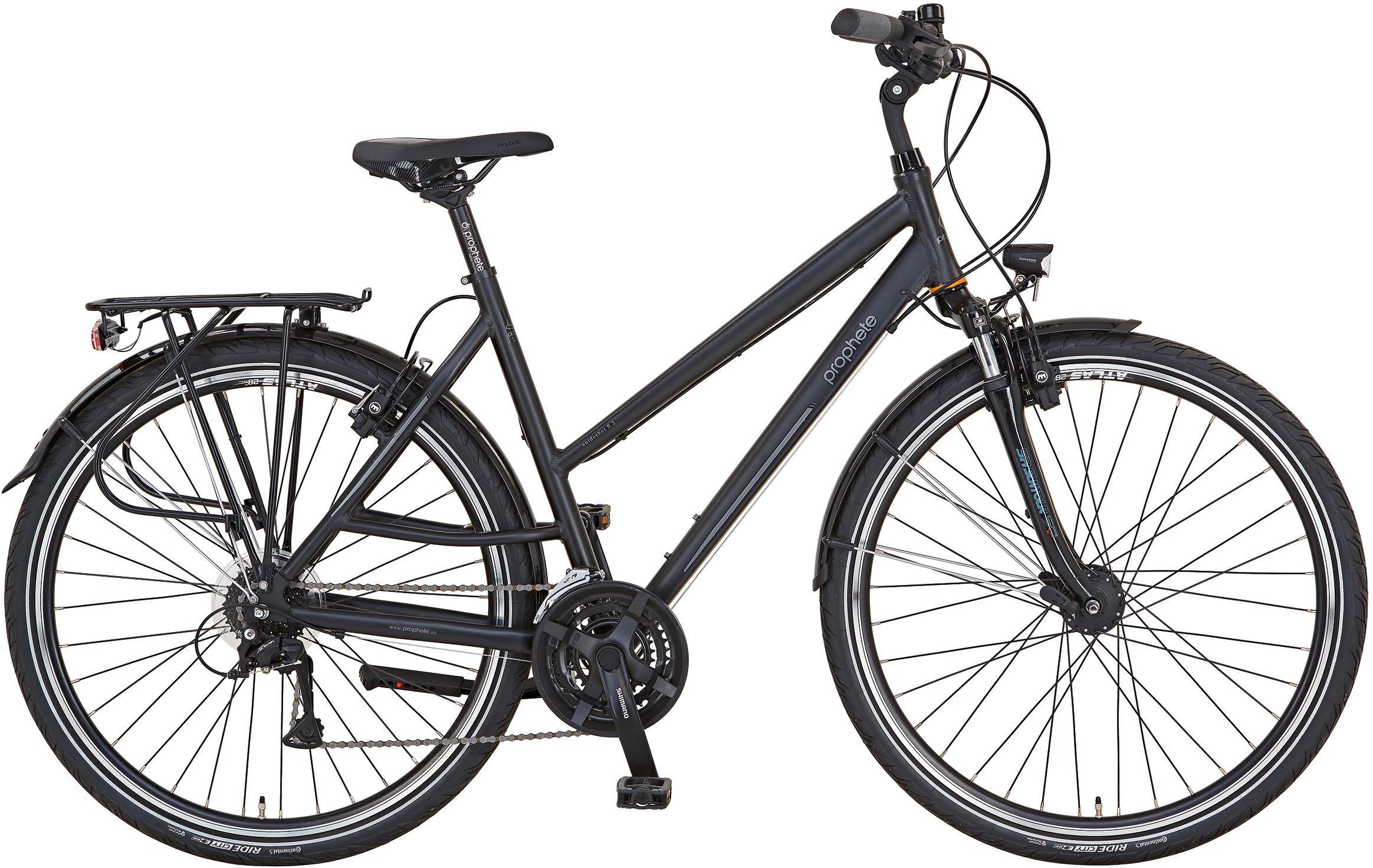 Prophete Trekkingrad PROPHETE ENTDECKER 93 Trekking Bike 28´´ Damen 24 Gang Kettenschaltun Preisvergleich