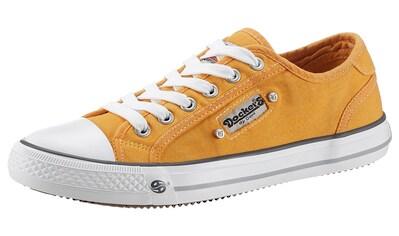 Dockers by Gerli Slip-On Sneaker, mit Logoschriftzug kaufen