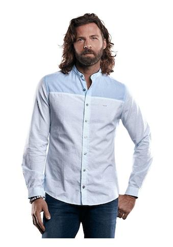 emilio adani leichtes Stehkragen Hemd kaufen