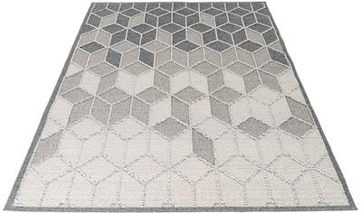 Obsession Teppich »My Sherpa 370«, rechteckig, 8 mm Höhe, geometrisches Design, In-... kaufen