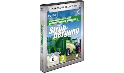 Aerosoft Selection  -  LS17 Add - on Strohbergung PC kaufen