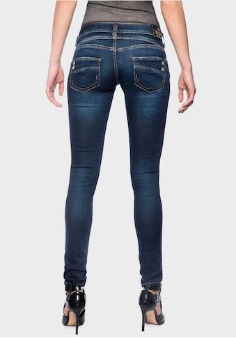 Herrlicher Slim-fit-Jeans »PIPER SLIM«, Low Waist Powerstretch kaufen