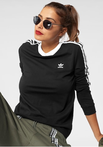 adidas Originals Langarmshirt »3 STRIPES LONG SLEEVE« kaufen