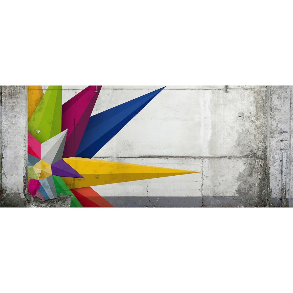 Architects Paper Fototapete »Atelier 47 3D-Star«, 3D-Optik