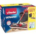 Vileda Bodenwischer-Set »UltraMat 2in1«