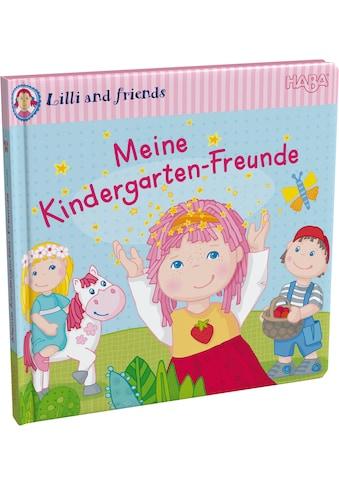 Haba Buch »Freundebuch Lilli and friends – Meine Kindergarten-Freunde« kaufen