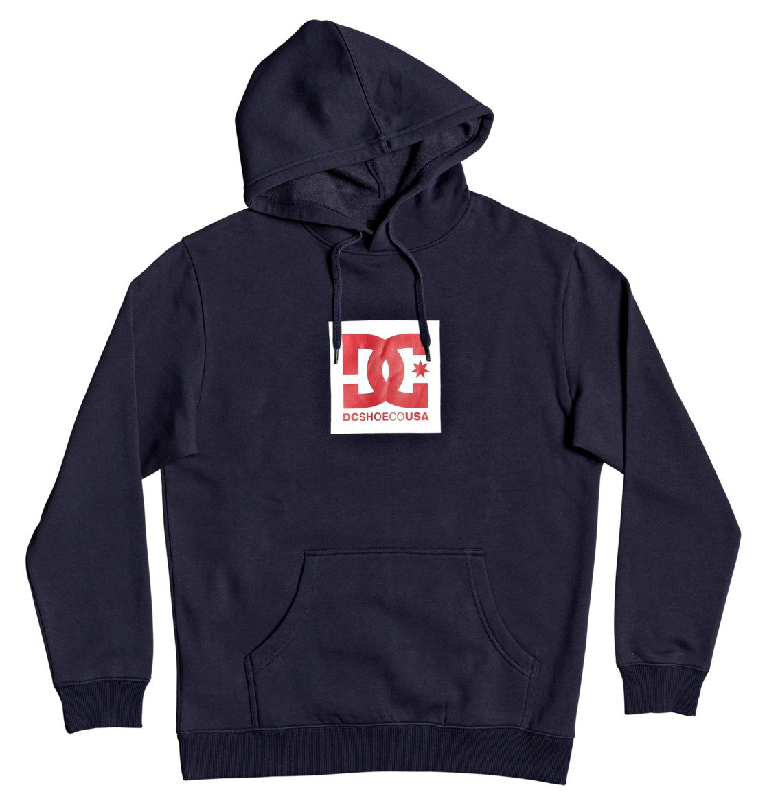 dc shoes -  Hoodie Square Star