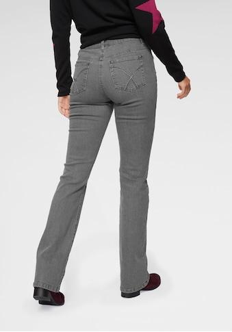 Aniston CASUAL Bootcut - Jeans »Simone« kaufen