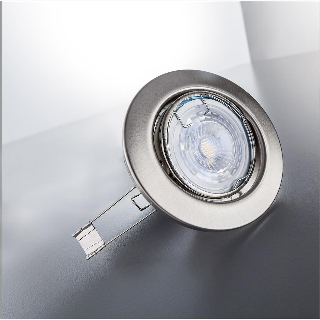 B.K.Licht,LED Einbauleuchte»Layna«,