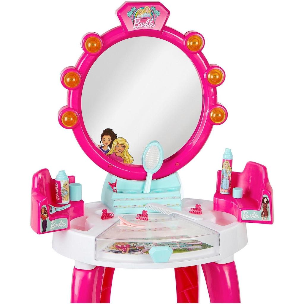 Klein Schminktisch »Barbie Schönheitsstudio mit Zubehör«, mit Licht- und Soundfunktion