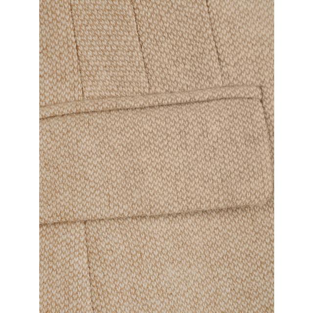 Mona Wollblazer aus hochwertigem Camelhaar