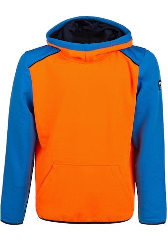 ZIGZAG Kapuzensweatshirt »FINK«, aus schnelltrocknenden Funktionsmaterialien kaufen