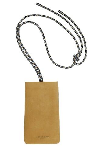 Liebeskind Berlin Handytasche »Ella Mobile Pouch«, aus weichem Leder kaufen