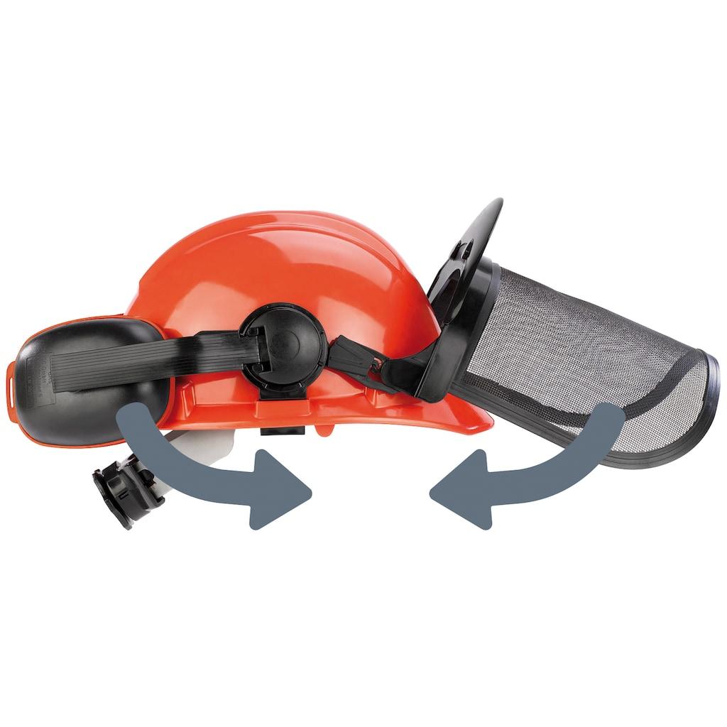 Einhell Schutzhelm »BG-SH 1«, mit erstellbarem Gehörschutz