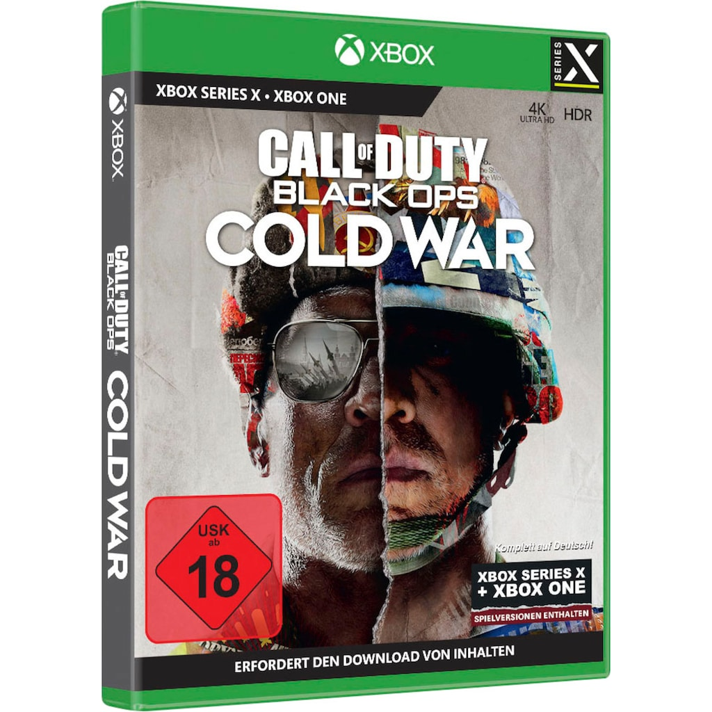 Activision Spiel »Call of Duty Black Ops Cold War«, Xbox Series X