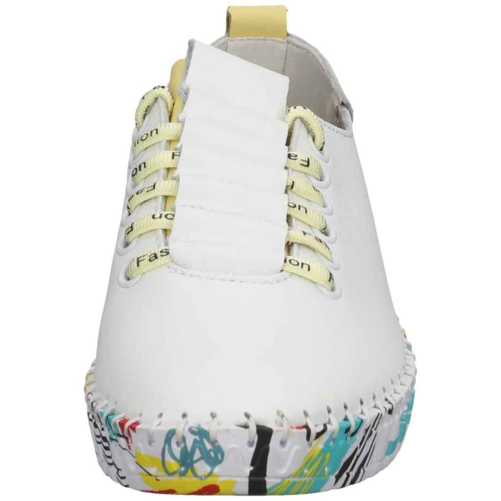 COSMOS Comfort Sneaker »Leder«
