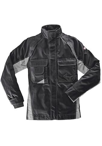 Arbeitsjacke »WorXtar«, schwarz/grau, Gr. S- 5XL kaufen