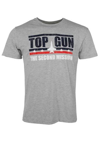 TOP GUN T-Shirt »TG20212021«, sportlicher Schnitt kaufen