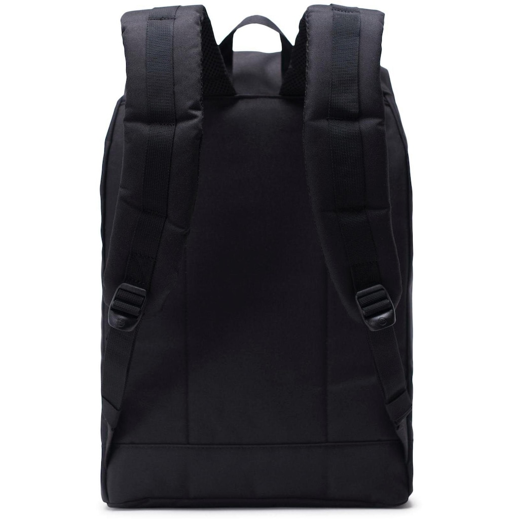 Herschel Laptoprucksack »Retreat, Black/Tan«
