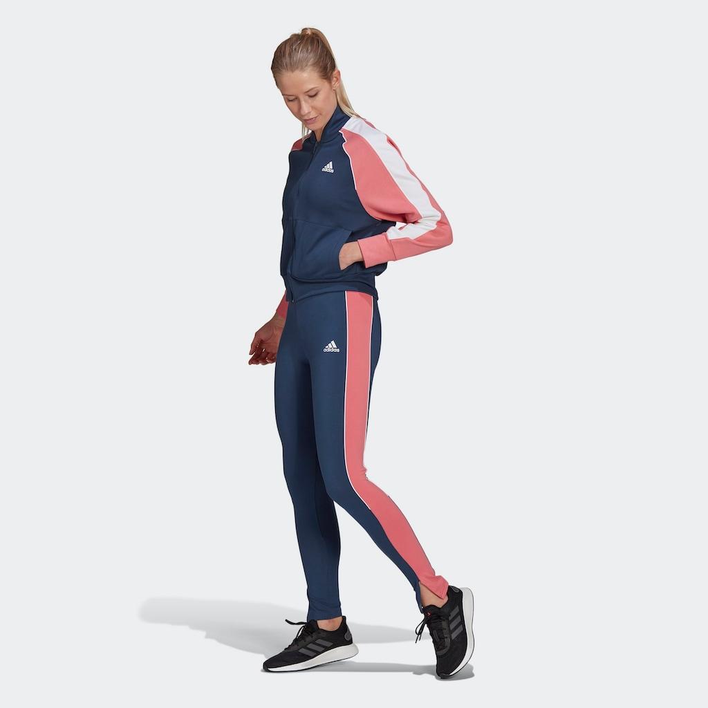 adidas Performance Trainingsanzug »BOMBER JACKET AND S«