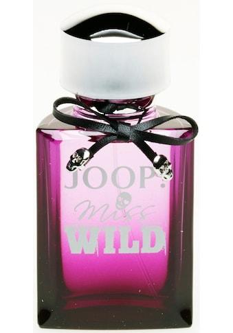 Joop! Eau de Parfum »Miss Wild« kaufen
