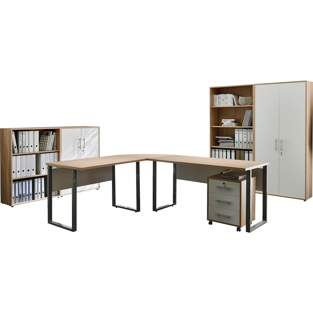 BMG Büro-Set »Tabor Office 1«, (Set, 8 tlg.)
