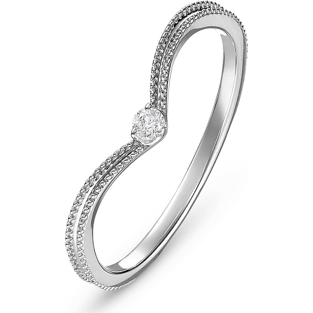 CHRIST Diamantring »32004919«