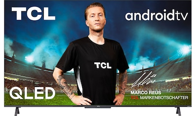 """TCL QLED-Fernseher »65C722X1«, 164 cm/65 """", 4K Ultra HD, Smart-TV-Android TV, Android... kaufen"""