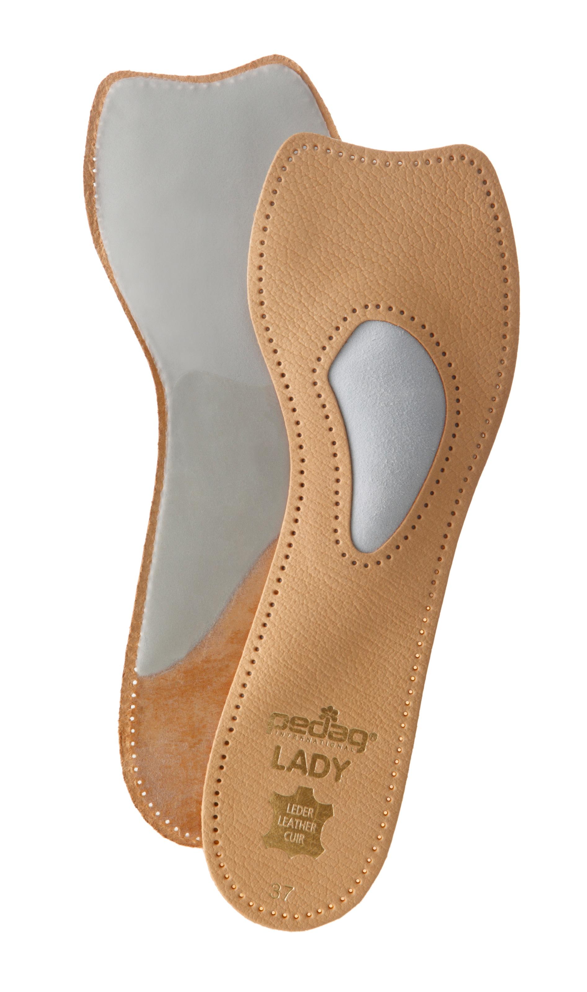 Pedag, orthopdische Schuheinlagen, LADY per Rechnung | Gutes Preis-Leistungs-Verhältnis, es es es lohnt sich 74ced0