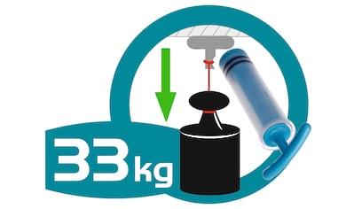 WENKO Wandablage »Vacuum - Loc Quadro«, Befestigen ohne Bohren kaufen