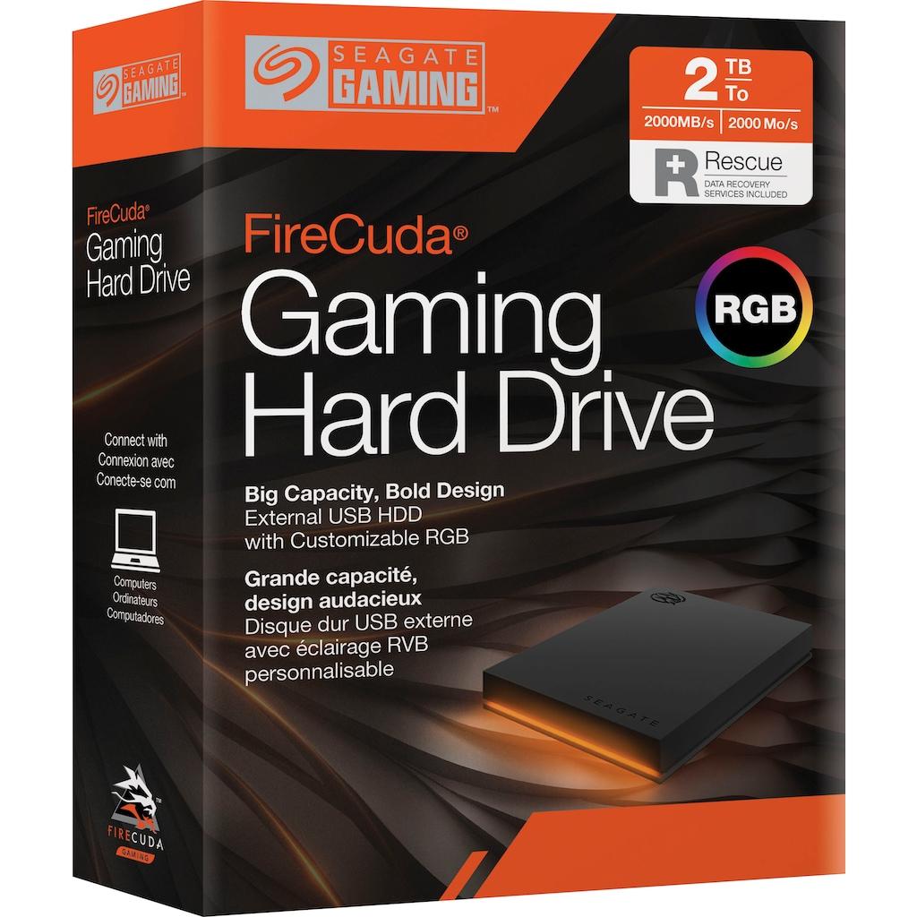 Seagate externe Gaming-Festplatte »FireCuda Gaming HDD«