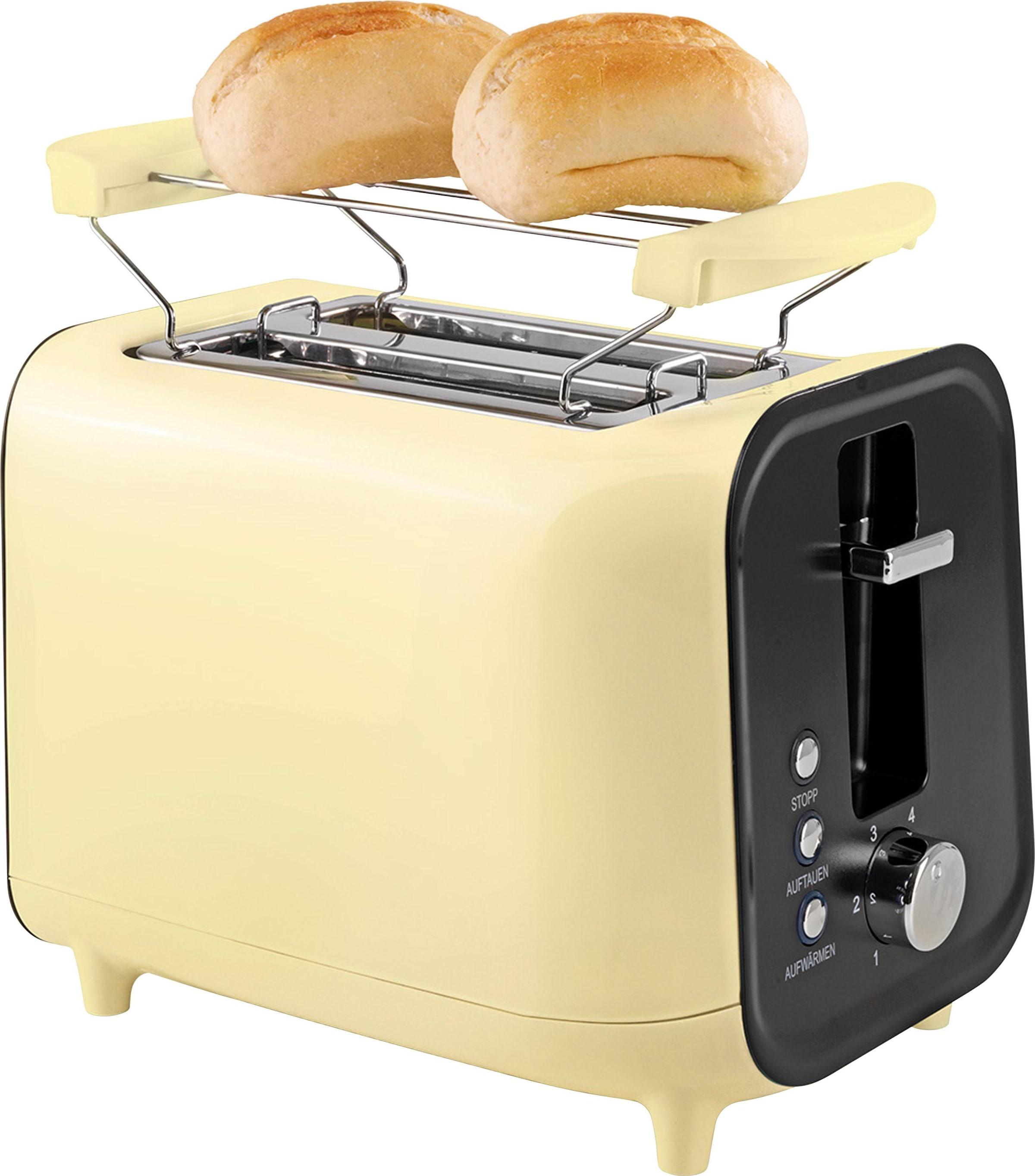 Retro toaster kauf auf rechnung baur