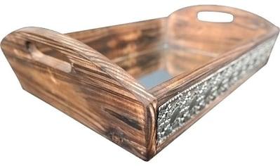 Myflair Möbel & Accessoires Tablett »Nassar«, mit Spiegel kaufen