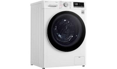LG Waschtrockner »V4 WD 85S1«, 4, mit Dampftechnologie kaufen