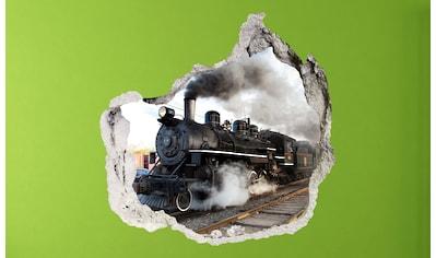 Conni Oberkircher´s Wandsticker »Train«, selbstklebend kaufen