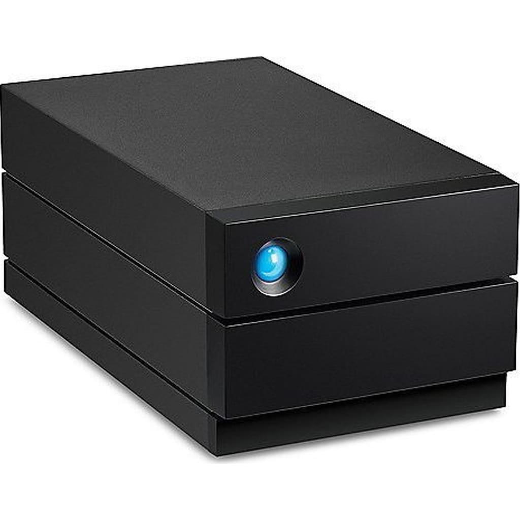 "LaCie NAS-Server »2big RAID 16TB Thunderbolt 3 USB-C«, externe Festplatte, 3.5"""
