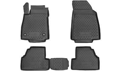 WALSER Passform - Fußmatten »XTR«, für Opel Mokka BJ 2012  -  2017 kaufen