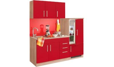 HELD MÖBEL Küchenzeile »Toledo«, mit E-Geräten, Breite 180 cm kaufen