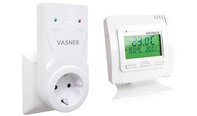 Vasner Raumthermostat »VFTB-AS«, für Infrarotheizung, Sender + Steckdosen Empfänger kaufen