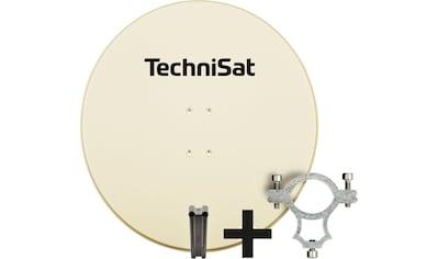 TechniSat hochwertiger digitaler DVB - S Sat - Spiegel »SATMAN 850 PLUS inkl. 40mm LNB - Halteschelle« kaufen