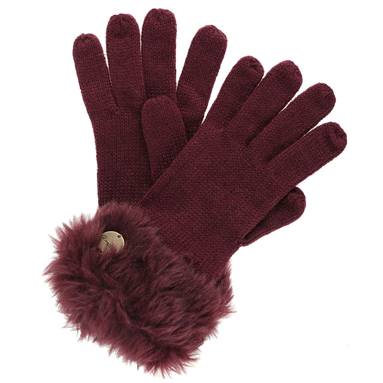 Regatta Strickhandschuhe Great Outdoors Damen Luz Jersey | Accessoires > Handschuhe > Strickhandschuhe | Regatta
