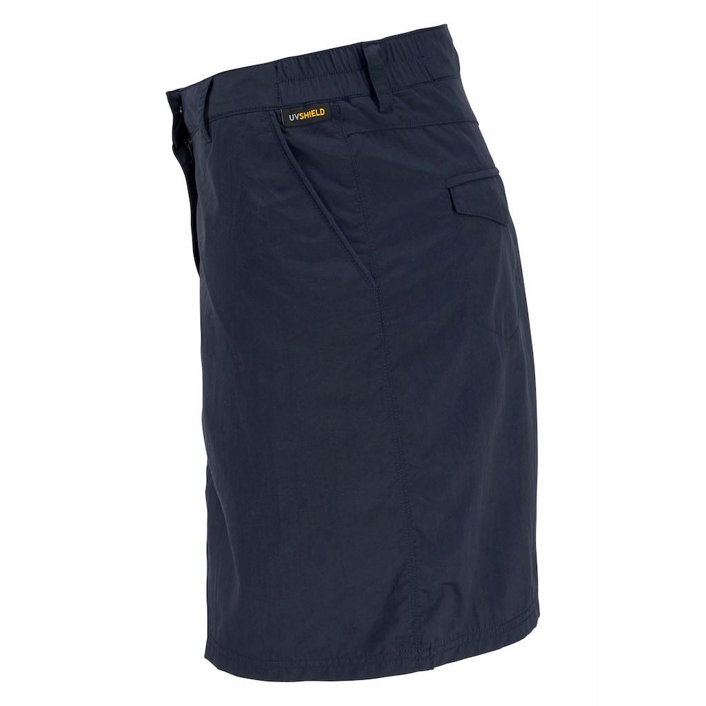 Jack Wolfskin Skort »KALAHARI SKORT«, Rock und Shorts in einem
