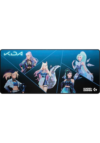 Logitech G Gaming Mauspad »G840 XL - LOL-KDA2.0« kaufen