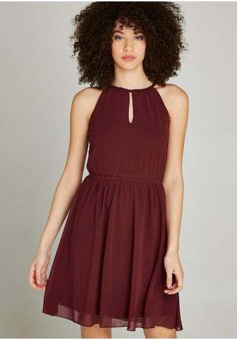 Apricot Sommerkleid »Grecian Neckline Midi Dress«, mit Grecian-Ausschnitt kaufen
