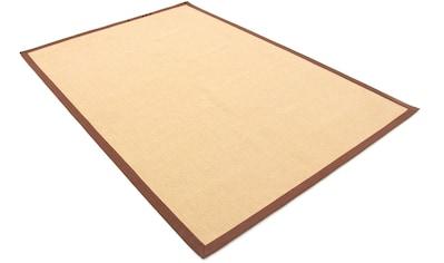carpetfine Sisalteppich »Sisal«, rechteckig, 5 mm Höhe kaufen