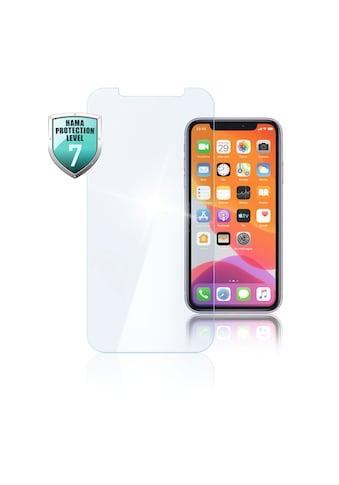 Hama Schutzglas für Apple iPhone 11/XR »Displayschutzglas« kaufen