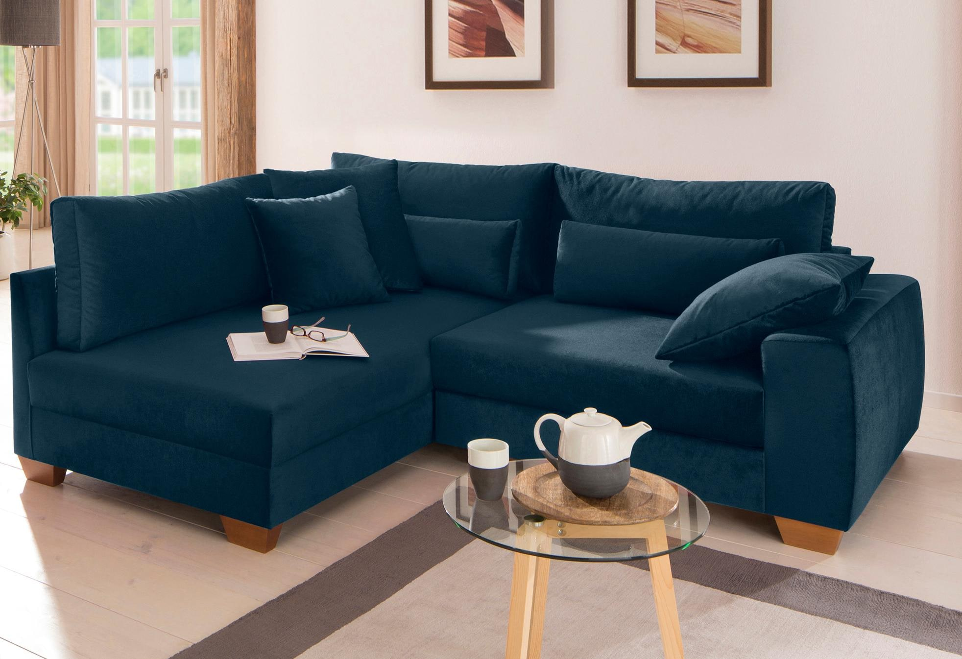 Home affaire Ecksofa Kerstin
