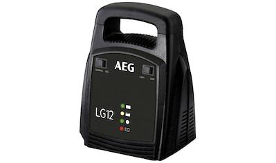 AEG Batterie-Ladegerät »LG 12«, 12000 mA kaufen