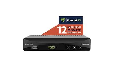 Digitalbox DVB - T2 Receiver inkl. 12 Monate Freenet TV »Imperial T2 IR« kaufen