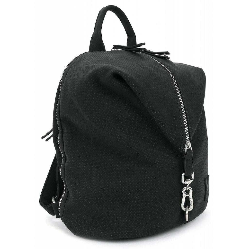 SURI FREY Cityrucksack »Romy Basic«, mit praktischem Reißverschluss-Rückfach